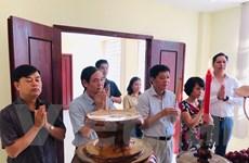 Campuchia: Trang trọng lễ dâng hương Bác Hồ tại tỉnh Preah Sihanouk