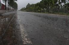 Bắc Bộ sắp có mưa dông diện rộng, vùng núi và trung du mưa rất to