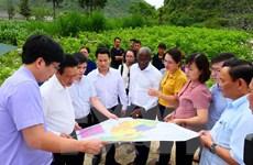 Hà Giang ký khung hợp tác chiến lược với WB giai đoạn 2020-2025