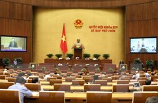 Kỳ họp thứ 9: Thành lập Quỹ Phòng, chống thiên tai là cần thiết