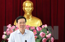 Kiểm tra việc tổ chức Đại hội Đảng các cấp tại tỉnh Tuyên Quang