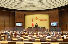 Kỳ họp thứ 9, Quốc hội khóa XIV: Biểu quyết Nghị quyết phê chuẩn EVFTA