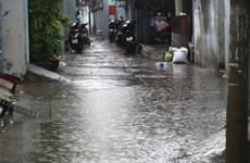 Chiều tối và đêm 10/6, mưa, dông bao trùm các khu vực trong cả nước