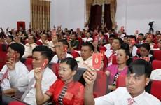 Lai Châu tổ chức rút kinh nghiệm sau đại hội điểm cấp huyện