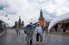 11/6: Tình hình dịch bệnh COVID-19 tại Nga, Kyrgyzstan và Bulgaria