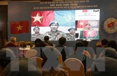 Dịch COVID-19: LHQ đánh giá cao Lực lượng gìn giữ hòa bình Việt Nam