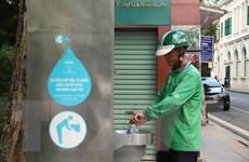 Trụ nước sạch miễn phí ở Hà Nội - Hiệu quả chưa như mong đợi