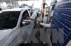 Hơn 28.600 giao dịch thu phí tự động trên cao tốc Pháp Vân-Ninh Bình