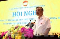 Bộ trưởng Bộ Công an Tô Lâm tiếp xúc cử tri thành phố Bắc Ninh