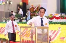 Đại hội Đảng bộ cấp huyện bầu trực tiếp Bí thư - Phát huy tính dân chủ