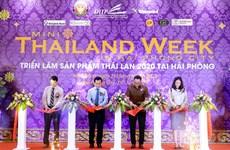 Khai mạc Tuần lễ sản phẩm Thái Lan 2020 tại Hải Phòng