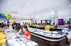 Lợi nhuận sau thuế của Công ty CP Vàng bạc Đá quý Phú Nhuận tăng 22%