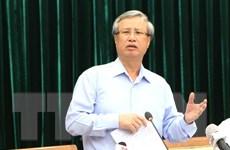 Kết luận của Ban Bí thư về tổ chức Đại hội Liên minh HTX Việt Nam
