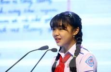 Nữ sinh Huế giành giải Nhất cuộc thi Viết thư quốc tế UPU năm 2020