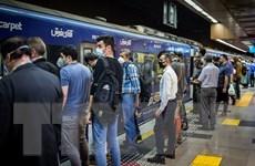 Dịch COVID-19: Iran bắt buộc đeo khẩu trang để ngăn chặn dịch bệnh