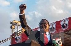 Thủ lĩnh phe đối lập Malawi tuyên thệ nhậm chức Tổng thống