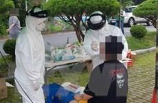 Dịch COVID-19: Số cụm lây nhiễm lẻ tẻ tại Hàn Quốc lại tăng lên