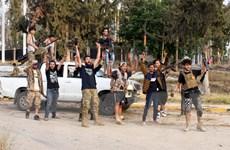 Sự bất lực của Liên minh châu Âu trước cuộc xung đột tại Libya