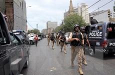 Pakistan tố Ấn Độ đứng sau vụ tấn công Sở giao dịch chứng khoán
