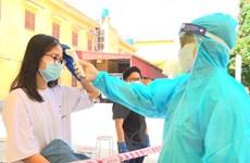 Việt Nam không có ca lây nhiễm trong cộng đồng trong 77 ngày liên tiếp