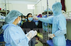 Công dân Indonesia làm việc tại Bình Dương âm tính với SARS-CoV-2