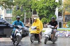 Cả nước đón mưa nhiều, dự báo có bão trong tháng Bảy