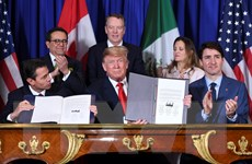 Hiệp định thương mại Mỹ-Mexico-Canada chính thức có hiệu lực