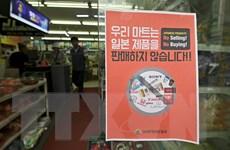 Căng thẳng Hàn Quốc-Nhật Bản: Kẻ tám lạng, người nửa cân