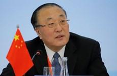 Trung Quốc ký hiệp ước về mua bán vũ khí của Liên hợp quốc