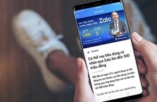 Thừa nhận ''có thể gây hiểu lầm,'' Zalo Bank đổi thành Finance @ Zalo
