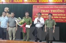 Công an Điện Biên bắt 3 đối tượng buôn ma túy, thu giữ 54 bánh heroin