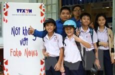 Tiếp tục lan tỏa dự án ''Nói không với Fake News'' tại Đồng Tháp