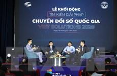 Tìm giải pháp chuyển đổi số vì Việt Nam hùng cường, thịnh vượng