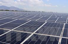 Khánh thành Nhà máy điện mặt trời Solar Farm Nhơn Hải-Ninh Thuận