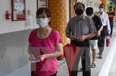 Singapore: Nhiều điểm bầu cử ùn tắc do các biện pháp chống COVID-19