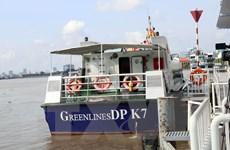 TP.HCM đưa vào hoạt động tuyến vận tải du lịch đường thủy đầu tiên