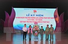 Thành đoàn Hà Nội gặp mặt, tri ân Đội Thanh niên xung phong N43