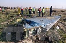 Tehran công bố lỗi trong vụ máy bay chở khách Ukraine rơi tại Iran