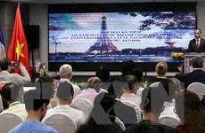 Tăng cường quan hệ hữu nghị giữa nhân dân Việt Nam-Pháp