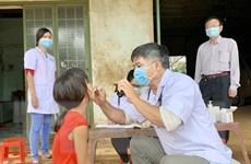 Gia Lai: Xã biên giới Ia O khống chế, ngăn chặn dịch bạch hầu lây lan