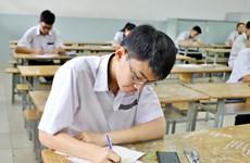TP Hồ Chí Minh sẽ hoàn tất chấm điểm thi lớp 10 sớm nhất có thể