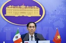 Việt Nam sẵn sàng hợp tác giúp Mexico đẩy lùi dịch bệnh COVID-19