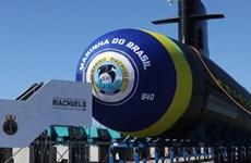 Brazil khai trương căn cứ tàu ngầm chiến lược Ilha da Madeira