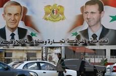 Cử tri Syria tiến hành bỏ phiếu bầu cử quốc hội khóa mới