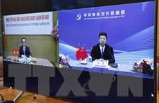 Thúc đẩy quan hệ đối tác hợp tác chiến lược toàn diện Việt-Trung