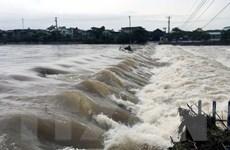 Hà Nội mưa dông, khu vực Việt Bắc đề phòng thời tiết nguy hiểm