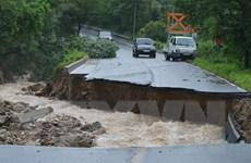 Hàn Quốc: Mưa lớn gây lũ lụt và sạt lở đất khiến 5 người thiệt mạng