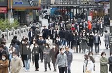 Tỷ lệ gia tăng dân số tự nhiên tại Hàn Quốc bắt đầu tăng trưởng âm