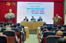 Tạp chí Cộng sản - Ngọn cờ tư tưởng, lý luận hàng đầu của Đảng