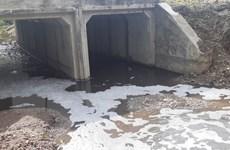 Phạt công ty sản xuất bột giặt hơn 700 triệu đồng do gây ô nhiễm